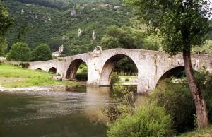Pont de Malines (Gorges du Tarn)