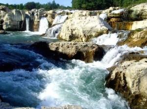 Les cascades du Sautadet
